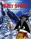 Billy Stuart. 6, Le cratère de feu / texte, Alain M. Bergeron ; illustrations, Sampar.