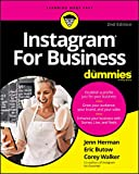 Instagram for business / by Jenn Herman, Eric Butow, Corey Walker
